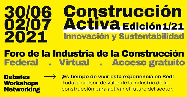 Construcción Activa - Innovación y Sustentabilidad